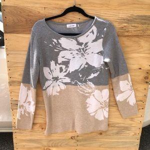 *NWOT* S Calvin Klein Sweater